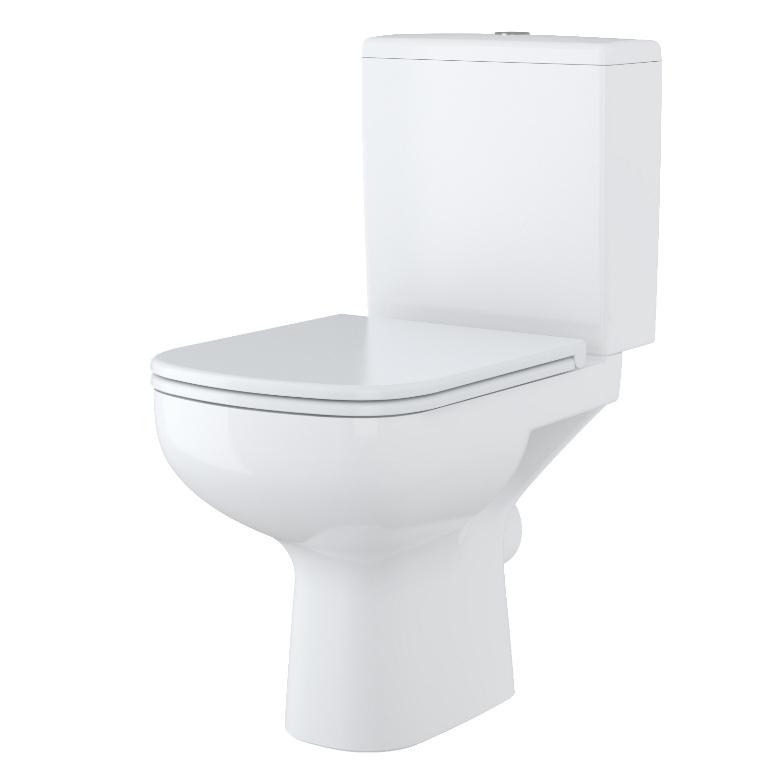 CERSANIT - WC KOMBI 366 COLOUR 011 3/6 BEZ SEDÁTKA (K103-012)