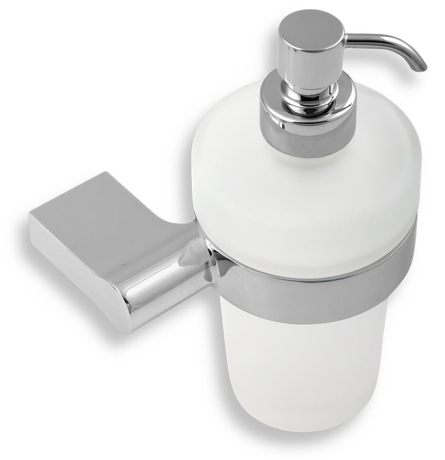 NOVASERVIS - Dávkovač mydla Novatorre 8 chróm (0855,0)
