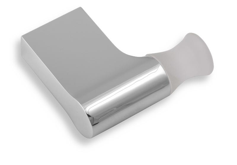 NOVASERVIS - Vešiak  Metalia 8 chróm (0809,0)