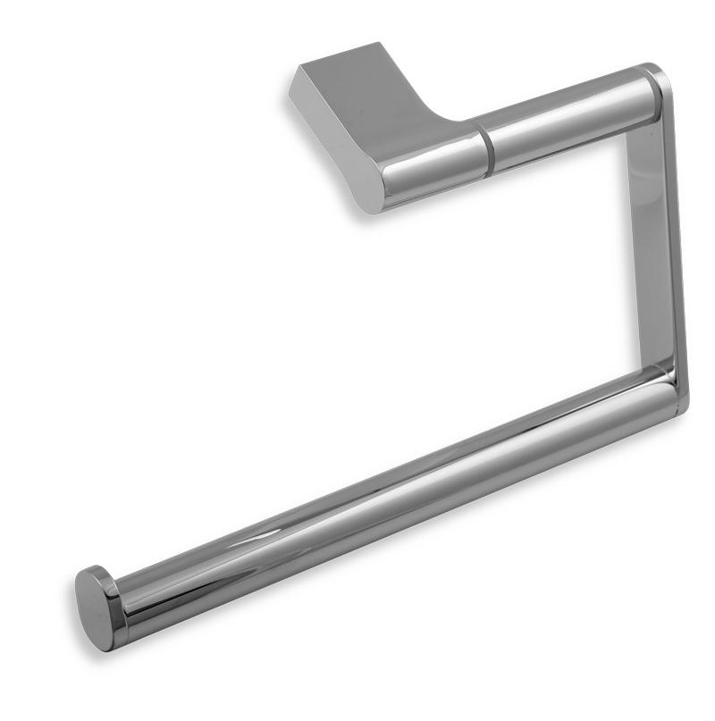 NOVASERVIS - Záves uterákov  Metalia 8 chróm (0801,0)