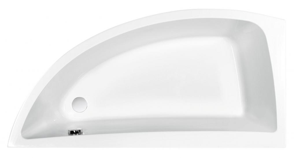 CERSANIT - VAŇA NANO ĽAVÁ 150X75 cm (S301-064)