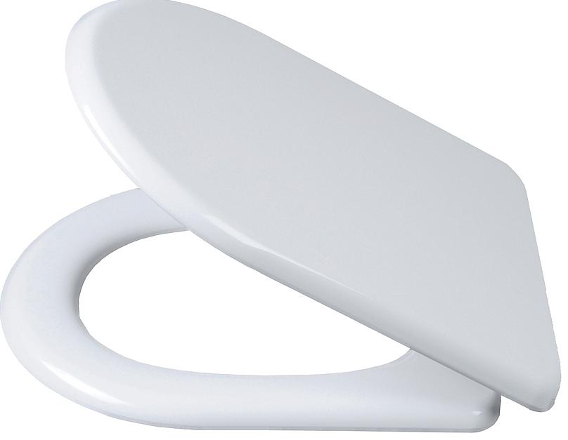 VÝPRODEJ - ALCAPLAST WC sedátko so spomalením SoftClose A66 (MK19415VYP)