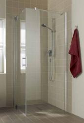 Kermi Bočná stena Filia XP TWD 07520 725-750 / 2000 strieborná vysoký lesk ESG číre Clean bočná stena (FXTWD07520VPK)