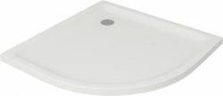 CERSANIT - Sprchová vanička TAKO 90x4, štvrťkruh CW (S204-002)