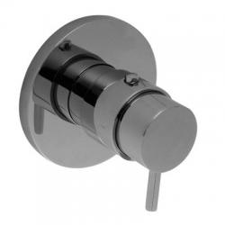 TRES - Termostatická sprchová batéria podomietková s uzáverom a reguláciou prietoku · Vrátane podomietkového telesa (190547)