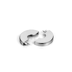 ZEHNDER - krytka průměr 15mm, chrom 853478 (K5101079)