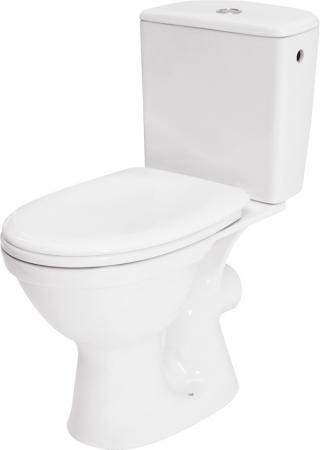 CERSANIT - WC KOMBI MERIDA 114 010 3/6 SEDADLO MERIDA POLYPROPYLEN (K03-014)