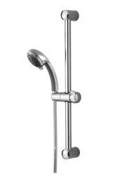 TRES - Masážne sada PLUS priemer 25 mm, dĺžka 578 mm Flexi hadica SATIN (134923)