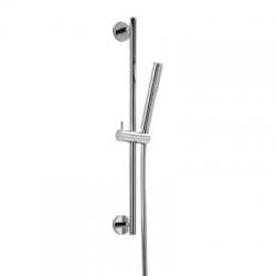 TRES - Sprchová sada priemer 19 mm, dĺžka 850 mm Flexi hadica SATIN (03462902)