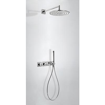 TRESMOSTATIC Podomietkový termostatický sprchový set s uzáverom a reguláciou (20735201)