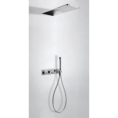 TRESMOSTATIC Podomietkový termostatický sprchový set s uzáverom a reguláciou (20735202)
