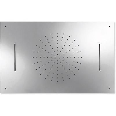 TRES - TYAE A SPRCHA Stropné sprchové kropítko z nerez. ocele, proti usadzovaniu vodného kameňa (29996601)