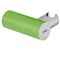 TRES - TYAE A SPRCHA Nastaviteľný guľatý držiak, kovový Materiál mosadz (06183901VE)