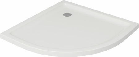 Sprchová vanička TAKO 80x4, štvrťkruh CW (S204-001)