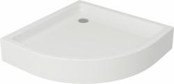 CERSANIT - Sprchová vanička TAKO 80x16, štvrťkruh, BUILT-IN-PANEL CW (S204-003)