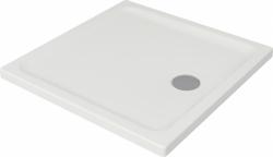 CERSANIT - Sprchová vanička TAKO 80x4, štvorec CW (S204-009)