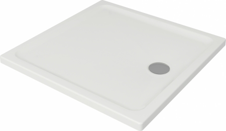 Sprchová vanička TAKO 90x4, štvorec CW (S204-010)