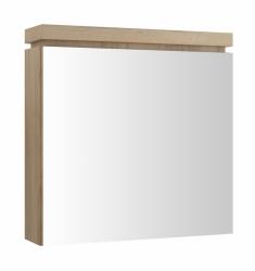 CERSANIT - Zrcadlová skříňka OLIVIA orech (S543-014)