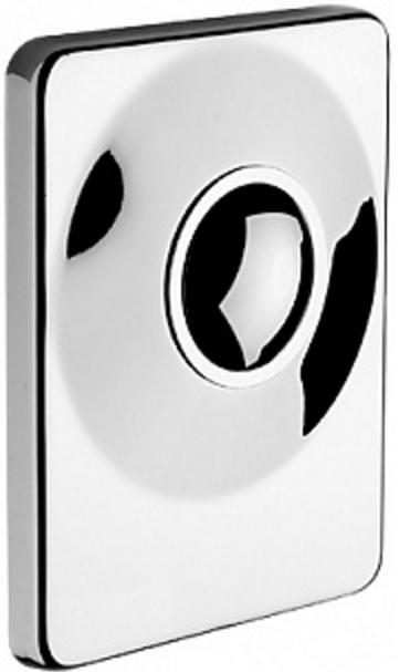 CERSANIT - Ventil pro pisoár A100, T100 s chromovaným tlačítkem (K99-0029)