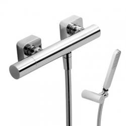 TRES jednopáková sprchová batéria, ručná sprcha, držiak, hadice (20016701)