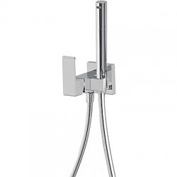 CUADRO - TRES Jednopáková podomietková batéria pre bidet WC (00612301)