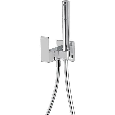 CUADRO - TRES Jednopáková podomietková batéria pre bidet WC (00612302)
