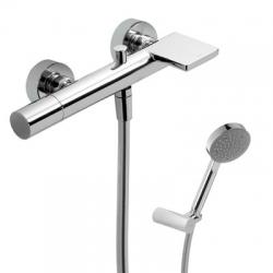MAX-TRES Vaňová batéria s kaskádou, ručná sprcha, držiak, hadice (06117001)