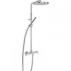 TRES - TRESMOSTATIC Súprava termostatické sprchové batérie, pevná sprcha O 300 mm (06321101)