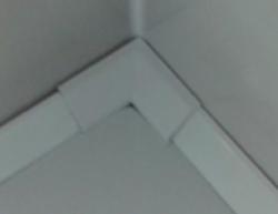 POLYSAN - Lišta okolo vane 2x195cm, 2x roh, 2x ukončenie (91020), fotografie 6/3