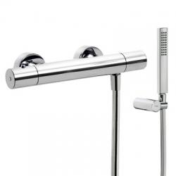 TRES - TRESMOSTATIC Termostatická sprchová batéria CLASS, ručná sprcha, držiak, hadice (205164019)