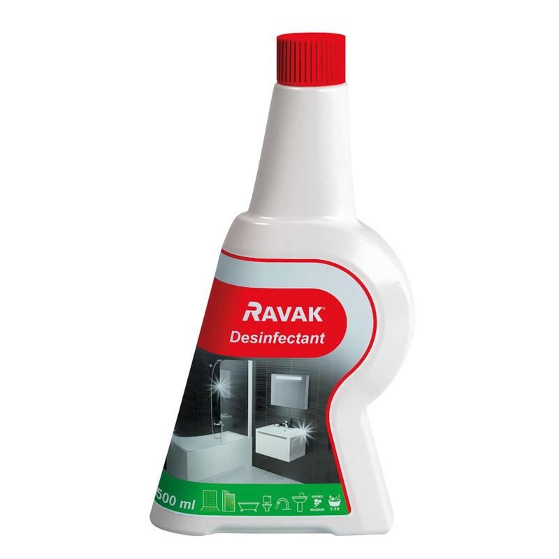 Čistící prostředek RAVAK 500 ml DESINFECTANT (X01102) (MK4163)