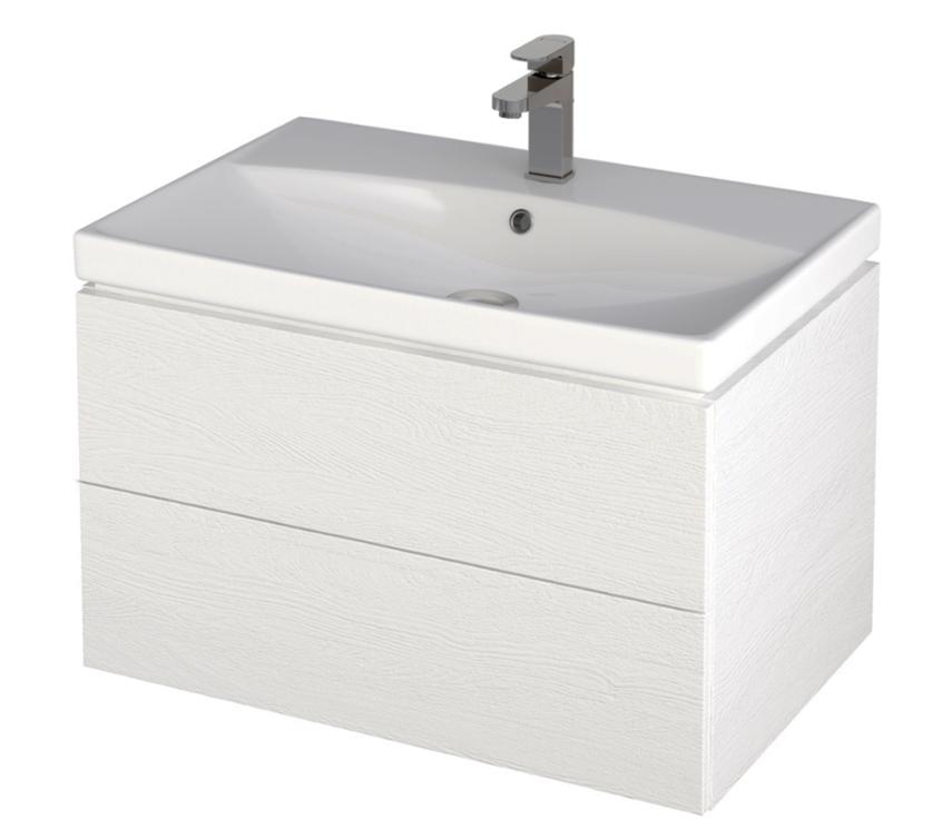 CERSANIT - Skrinka pod umývadlo CITY/ COMO 70, biela (S 584-008)