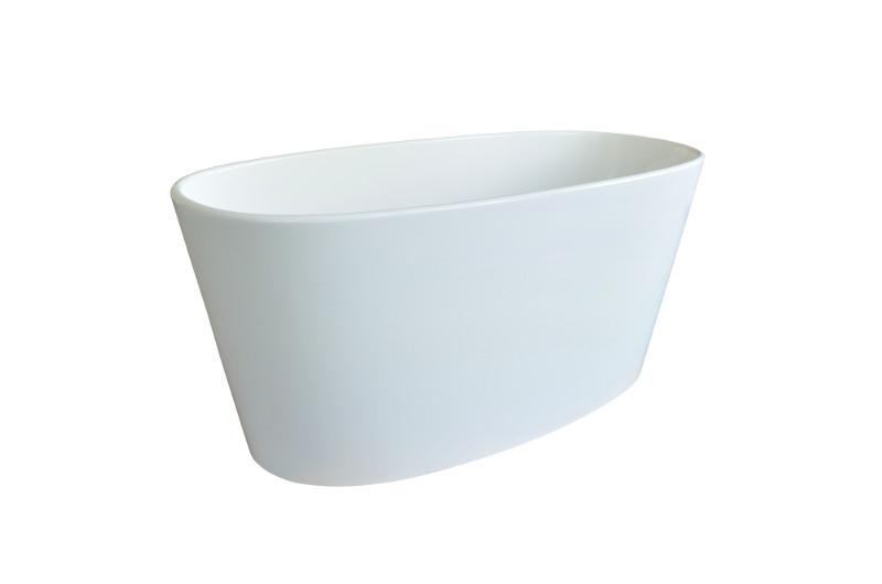 ARTTEC - MELODY volně stojící vana z litého mramoru (PAN01158)