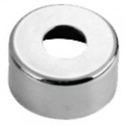 TRES - Uzatváracích ventilov Okrúhla kovová rozeta vonkajšie rozmery O 88, vnútorné rozmery O 32 (913474430)