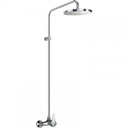 TRES - Záhradné alebo bazénová sprcha jednopáková batéria na studenú a teplú vodu (07099501)
