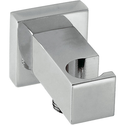 TRES - Zovretie ručnej sprchy sebe stenovou prípojkou vody s nástenným vodným prívodom (00618201)