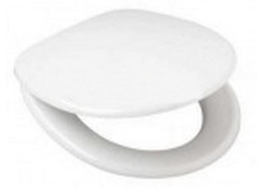 CERSANIT - WC sedátko MARKET, duroplast antibakteriálne (K98-0044)