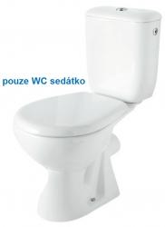 CERSANIT - WC sedátko MARKET, duroplast antibakteriálne (K98-0044), fotografie 2/1