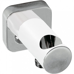 TRES - Ručná sprchová zábradlička s prívodom na stenu (20018201BL)