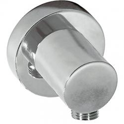 """TRES - Kolienko nástenným prívodom pre flexi hadicu prívod vody 1/2 """"(20518301)"""
