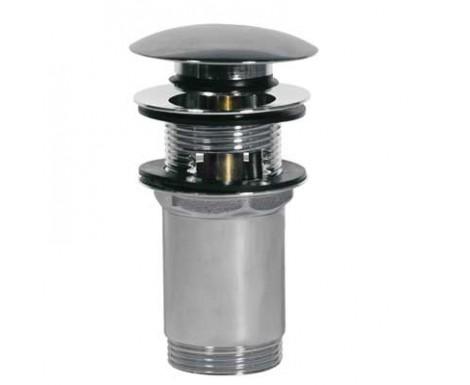 TRES - Umývadlový ventil s prepadom zátka Ø 66 mm CLICK-CLACK (13454160)