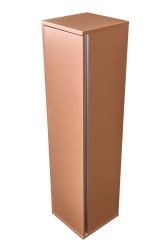 CEDERIKA - Amsterdam závesná 1x dvierka farba metallic medený korpus korpus metallic medený šírka 30 (CA.Z1D.133.030)