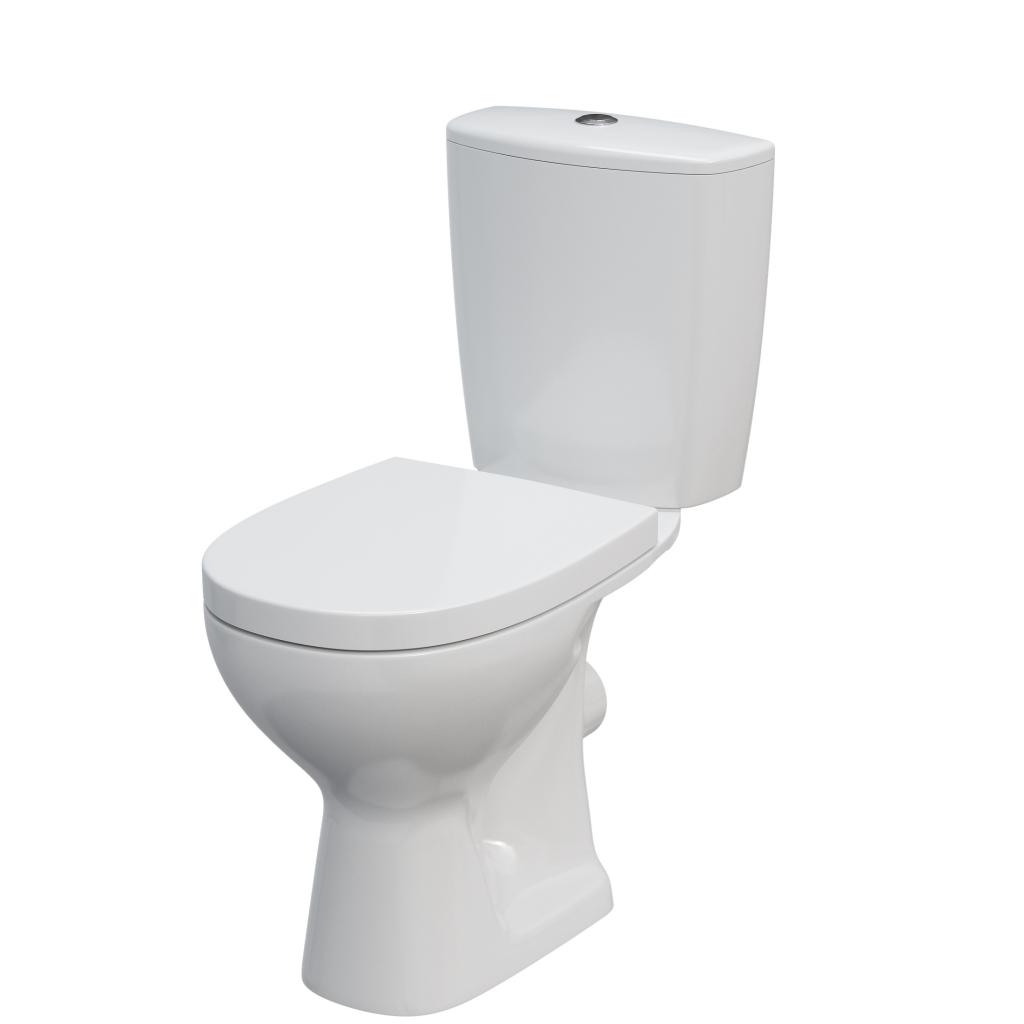CERSANIT - WC kombi 415 ARTECO 011 3/6 WC sedátko polypropylénu (K667-019)