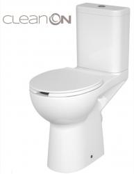 CERSANIT - WC KOMPAKTNÉ Etiuda NEW CLEANON 010 3 / 6L Invalidný (K100-387)