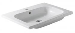 NEAT keramické umývadlo 60x45cm (SAPHO23100601)