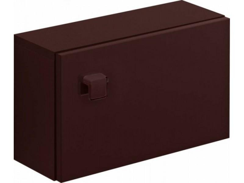CERSANIT (S542-002-DSM) skříňka NANO závěsná univerzální HNĚDÁ