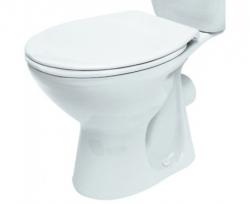 CERSANIT - WC KOMBI MISA PRESIDENT P010 / 011, HORIZONTÁLNE (K08-016-PP)