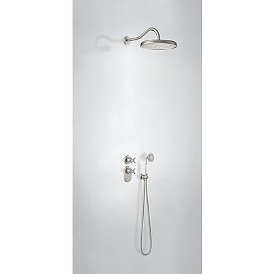 TRES - Podomietkový termostatický sprchový set (2-cestná) (24235202AC)