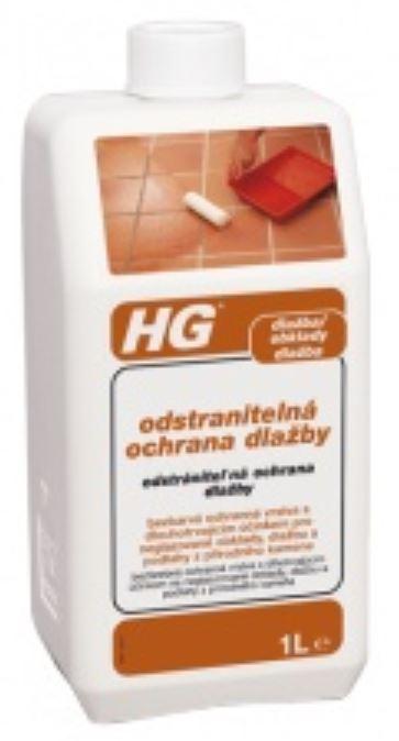 Ostatní - HG110 Odstranitelná ochrana dlažby 1l / bal. 1KS (HGOOD)