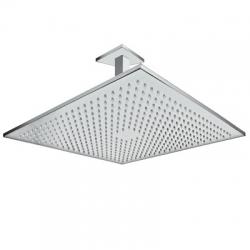 TRES - Stropné sprchové ramienko s kropítko so systémom proti usa. vôd. kameňa 450x450 mm. (03443205)